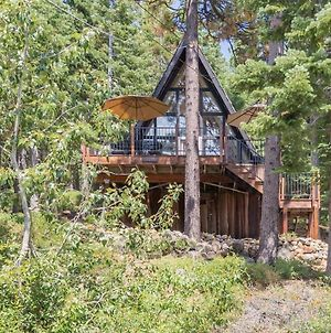 Mountaineer By Avantstay - Classic Talmont A Frame Great View Of Lake Tahoe! photos Exterior