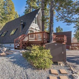 Dancing Bear By Avantstay - Newly Remodeled A Frame In Talmont! Big Views! photos Exterior