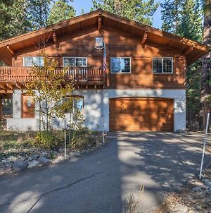 Wolf'S Lair By Avantstay - Swiss Chalet In Northstar W Private Hot Tub! photos Exterior
