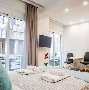 A25 Pristine & Sunny Flat With Balcony At Downtown Athens photos Exterior