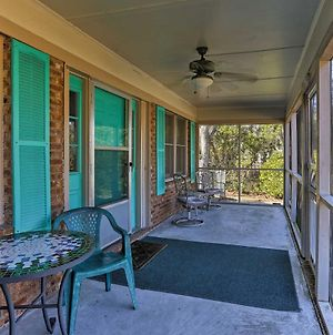 House With Fenced Yard And Shared Pier On Lake Waccamaw photos Exterior