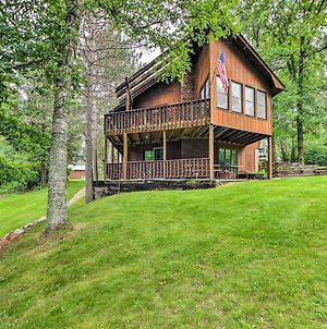 3Br And Waterfront Fifty Lakes Home With Dock And Kayaks! photos Exterior