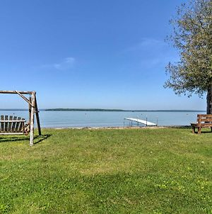 Dream Retreat On Burt Lake With Game Room And Dock photos Exterior