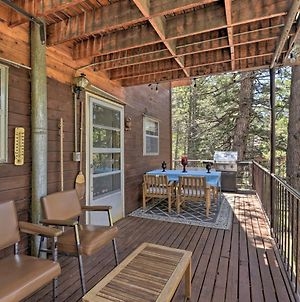 Charming Cabin With Mtn Views Hike, Bike, And Ski photos Exterior
