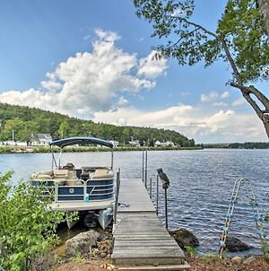 Lakefront Family Cottage With Boat Dock And Hot Tub! photos Exterior