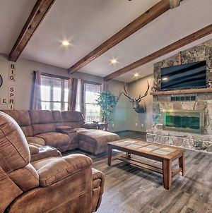 Cozy Cabin With Game Room, 1 Mi To Current River photos Exterior