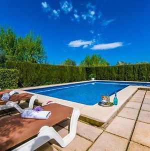 Selva Holiday Home Sleeps 5 With Pool Air Con And Wifi photos Exterior