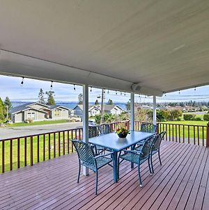Dog-Friendly Home With Views By Birch Bay Park! photos Exterior