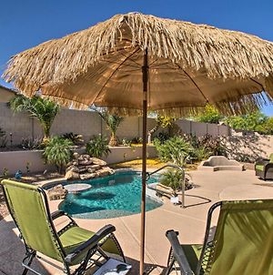 Goodyear Getaway With Outdoor Oasis And Grill! photos Exterior