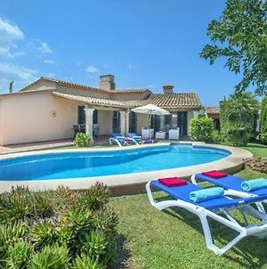 Villa In Es Barcares Sleeps 4 Includes Swimming Pool Air Con And Wifi photos Exterior