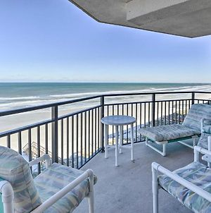 Beachfront Ponce Inlet Condo With Pool And More! photos Exterior