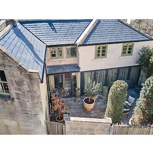 Pass The Keys Oppulent Lansdown Crescent Mews House With Free Parking photos Exterior