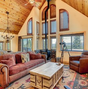 Luxury Chalet With Panoramic Views And Hot Tub photos Exterior