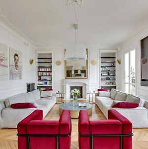 Luxurious Penthouse Near Champs Elysees And Front Of Eiffel Tower Apartment Juinior photos Exterior