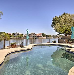 Lakefront Glendale Getaway With Boat And Dock! photos Exterior