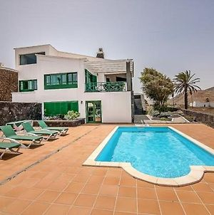 Villa With 4 Bedrooms In Yaiza With Wonderful Mountain View Private Pool Furnished Terrace photos Exterior