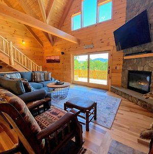 Uv Log Home With Direct Cannon Mountain Views Minutes To Attractions Fireplace, Pool Table, Ac photos Exterior