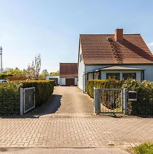 Comfy Apartment In Niepars With Garden photos Exterior