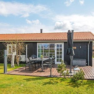 Three-Bedroom Holiday Home In Grenaa 11 photos Exterior
