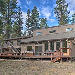 Black Butte Ranch Family Cabin With Private Hot Tub! photos Exterior