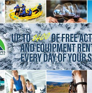 Free Activities & Equipment Rentals Daily - New Luxury Chalet #135 Near Resort With Views photos Exterior