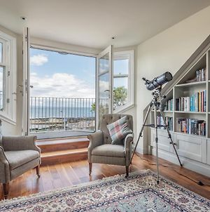 Spectacular Penthouse , 100 Yds To Old Course , Balcony photos Exterior