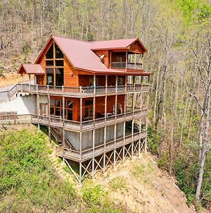 Rising Star Lodge By Escape To Blue Ridge photos Exterior