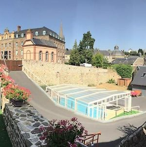 Beautiful Normandy Central City House For 8 With Private Heated Swim-Pool -Maison Entiere Jusqu'A 8 Couchages Avec Piscine Privee Chauffee photos Exterior