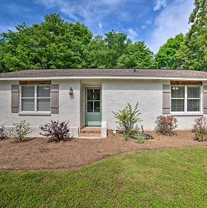 Charming Cottage About 2 Miles To Ole Miss Campus! photos Exterior