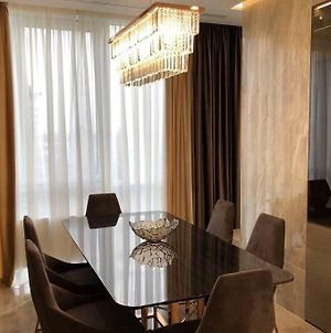 Lux Apartment With Panoramic View From 22 Floor photos Exterior