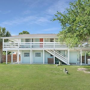 Blue Oasis, Canal Front Home With Dock, Fire Pit, Porches And Walk To Beach photos Exterior