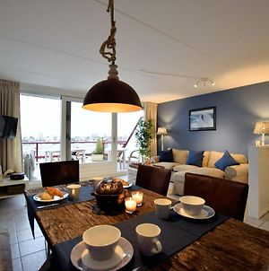Waterfront Holiday Home In Hasselt With Balcony photos Exterior