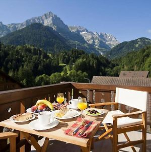Beautiful Apartment In Champery photos Exterior