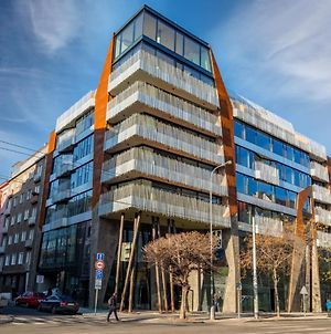 Design Apartments With Industrial Touch Of Prague 7 photos Exterior