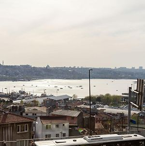 Central Apartment With Golden Horn View In Beyoglu photos Exterior