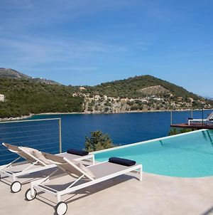Villa Anthelia-Idyllic View And Private Access To The Sea photos Exterior