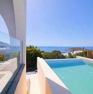 Villa With View Of Agios Ioannis And Pool With Jacuzzi photos Exterior