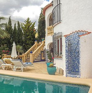 Stunning Home In L'Atzubia With Outdoor Swimming Pool, Wifi And 2 Bedrooms photos Exterior