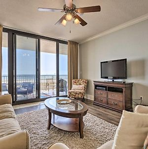Gulf Front Dauphin Island Condo With Pool Access photos Exterior