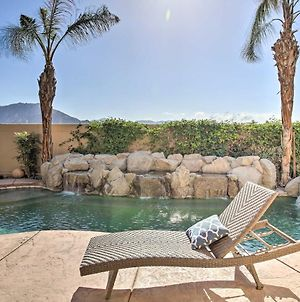Stunning La Quinta Oasis With Pool And Hot Tub! photos Exterior