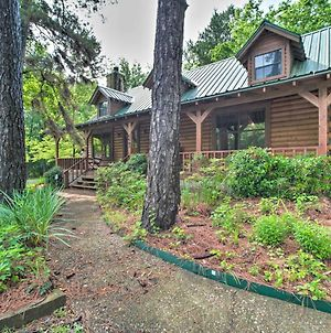 Woodsy Abode With Hot Tub, Deck, And Lake Access! photos Exterior