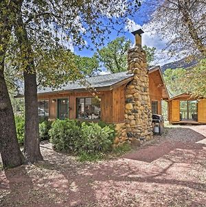 Tonto Natl Forest Riverside Hunting Cabin! photos Exterior