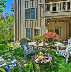 Slopeside Serenity Patio, Bbq And Fire Pit! photos Exterior
