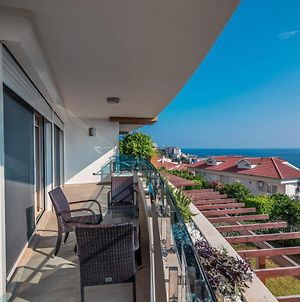 Pleasant Home With Shared Pools And Fantastic Sea View Near Beach In Alanya photos Exterior