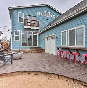 Parkside Getaway With Fire Pit By Windsor Lake! photos Exterior