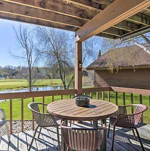 Sunny Mtn Condo With Grill, Walk To Golf And Ski! photos Exterior