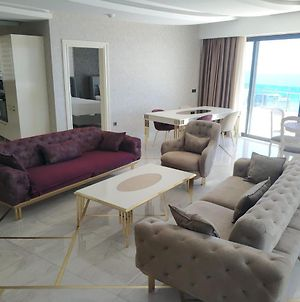 Stylish Home With Shared Pools And Fantastic Sea View Near Beach In Alanya photos Exterior