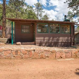 Cozy Cabin Close To Pikes Peak Hwy And Manitou!!! photos Exterior