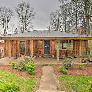 Maggie Valley Retreat With Hot Tub And Fire Pit! photos Exterior