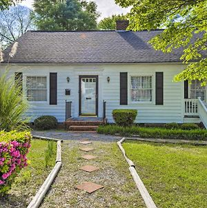 Charming Cottage With Yard Less Than 2 Mi To Downtown! photos Exterior
